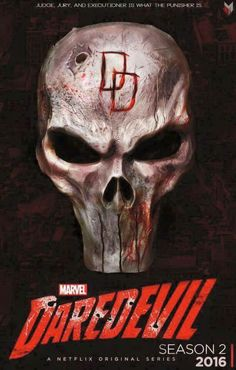 The Punisher DareDevil season 2 Daredevil Punisher, Marvel Comics, Marvel Heroes, Poster Marvel, Jon Bernthal, Daredevil Season 2 Poster, Netflix Daredevil, Netflix Marvel, Comic Book Heroes