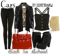 Trend: City Sleek  You can never go wrong with a sleek black outfit. Leather jackets are back with couture accents.