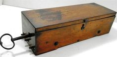 Antique Air 6 Music Box Wood with Key Six Songs   eBay