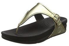 Marque: FitFlopCouleur: Or - Gold (Gold Mirror)Éditeur: FitflopDétails: The unique FitFlop Superjelly Sandals are the perfect sandal to take o. Clogs, Bahia Brazil, Fitflop, Partner, Gold Gold, Silver, Link, Mirror, Amazon