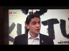 Yahya Hassan i Kulturen på News 12.03.2015