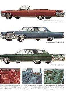 1965 Cadillac Fleetwood Range