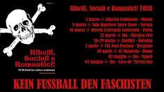 ribelli, sociali e romantici in tour!!!!