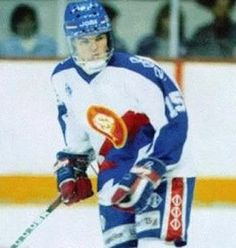 1988 Jaromir Jagr started to play the elite Czech league when he was 16.