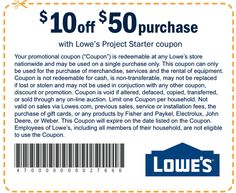 Printable Lowe's Currents Coupons for september 2014 | lowes coupons