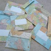 Make It With Maps! | Craftster Blog