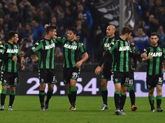 Sassuolo celebrate first ever European qualification