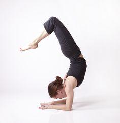 Scorpion pose - - my dream pose