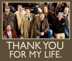 I can not thank them enough and there aren't words to describe what this show means to me.