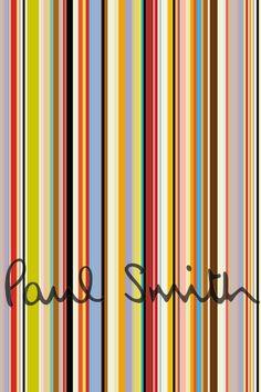 Paul Smith famous stripes