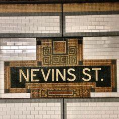 Nevins St.