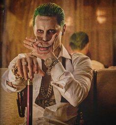The Joker Smiles