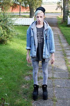 Anton, High Fashion, Mens Fashion, Street Fashion, Buffalo Shoes, Boys Jeans, Platform Boots, Tight Leggings, Super Skinny Jeans