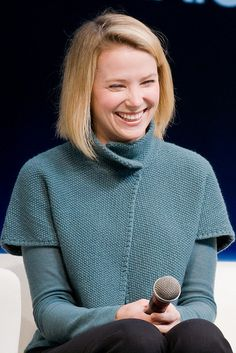 Marissa Ann Mayer (born May 30, 1975) is an American business executive. She is the current president and CEO of Yahoo!. Previously, she was a long-time executive and key spokesperson for Google. She is the youngest CEO of a Fortune 500 company.