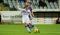 Krsticic #FiorentinaSamp 1-1 (2-2)