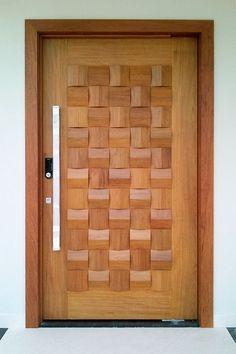 Single Door Design, Wooden Front Door Design, Wooden Front Doors, Modern Entrance Door, Main Entrance Door Design, Modern Wooden Doors, Door Design Images, Door Design Interior, Cupboard Design