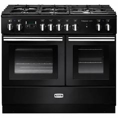 $7149  All prices include GST  Overview     * Oven Fuel & Size LH/RH Electric 75/Electric 53     * Oven Type LH/RH Multi Function/Conventional Multi     * Dual Circuit Grill Built-in     * Hob Configuration 5 Burners Incl. 1 Triple Ring Wok Burner     * Flame Failure (FSD) Yes     * Cook & Clean Oven Liners Rear & Sides (Left Hand Oven)     * Programmable Oven Left Hand     * Separate Storage Drawer Yes     * Colour Range Available Black or Stainless Steel     * Fittings Available Chrome…