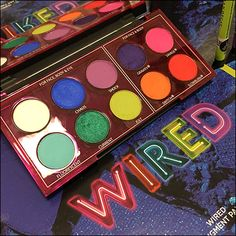 Here high-visibility Sephora Wired Neon Table-Top Branding captures attention and draws the eye all the more to already vibrant makeup regime Retail Fixtures, Cosmetic Display, Lipstick Holder, Color Names, Clear Acrylic, Sephora, Wire, Branding, Neon Signs