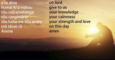 Karakia Timatanga - a prayer to start the day. Growth Mindset Lessons, Waitangi Day, Maori Words, Maori Symbols, Maori Designs, Teaching Quotes, Tools For Teaching, Maori Art, Writing Words