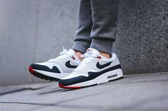 Nike Air Max Commande La Force Daudition Rouge