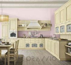 #kitchen #design #interior #furniture #furnishings #interiordesign комплект в кухню Stosa Ginevra, St.С124