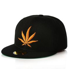 2787f8243eb black and orange hat. Cheap weed snapback