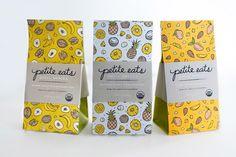 Corinne Alexandra / Packaging concept - Petite Eats