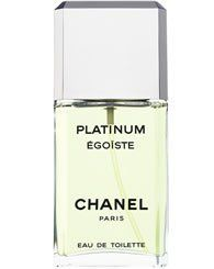 Egoiste Platinum by Chanel for men 1.7 oz Eau De Toilette EDT Spray by CHANEL. $85.00. Egoiste Platinum Cologne for Men 1.7 oz Eau De Toilette Spray A fresh, invigorating, woody 'fougère' scent. Subtle, long-lasting and unmistakably masculine. The man. The fragrance. Defiantly modern. A brilliant meeting of energy and masculinity. He loves action and thrives on challenges, allowing himself to explore options and adventures boldly.