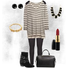 Fall 3- plus size outfit