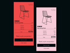 UI Daily, – Email Receipt designed by Elena Perminova. the global community for designers and creative professionals. Book Design Layout, Logo Design, Barcode Design, Flat Design, Branding Design, Branding And Packaging, Packaging Design, Graphic Design Trends, Visual Identity