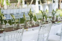Planning, Design & Florals: Events & Decor by Giselle Photographer: Sofie Warren Photography