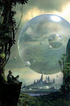 ¿Todavía puede Escribe Ciencia ficción ambientado en el futuro?
