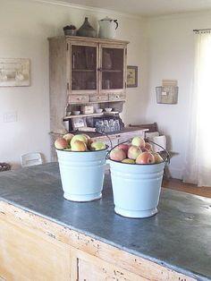 93 best galvanized buckets images galvanized buckets galvanized tub outdoor gardens on zink outdoor kitchen id=92652