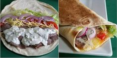 Don't buy your take away kebabs/gyros ... slow cook them!