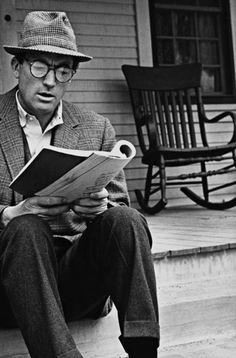 Gregory Peck ll Atticus - To Kill A Mockingbird