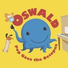 Nick Jr Oswald Cartoon, I loved this show when I was little!!!-Iris:D