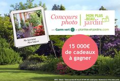 Concours Photo : Mon plus beau jardin Concours Photo, Belle Photo, Photos, Frame, Blog, Beautiful Gardens, Terrace, Photography, Picture Frame