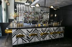 Danico cocktails bar - Paris