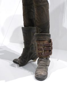 Furiosa Mad Max: Fury Road costume boots