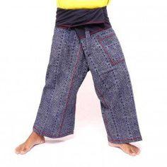 Chiang Mai, algodón pesado y algodón pantalón de Thai