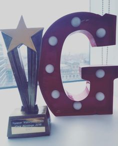 """A big thanks to Forever Manchester for dropping off our """"Cool Runnings"""" award 🏆 🏃🏽 Forever Manchester, Cool Runnings, Great Run, Charity, Awards, Marketing, Cool Stuff, Big, Cool Things"""