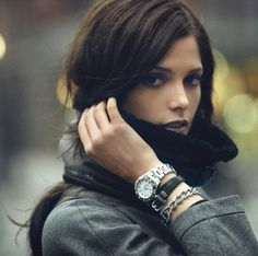 Ashley Greene Continues To Represent For DKNY Fall 2012 Ad Campaign — StyleFrizz
