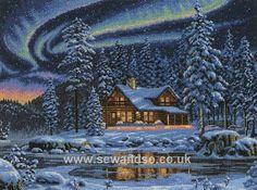 Buy Aurora Cabin online at sewandso.co.uk