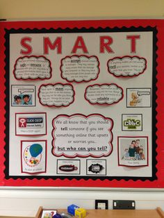 SMART Esafety display