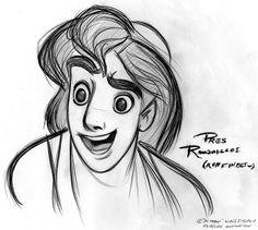 Film: Aladdin ===== Character: Aladdin ===== Artist: Pres Romanillos