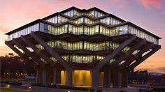 Biblioteca de la UC de San Diego, Estados Unidos