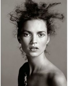 Ричард Аведон: фотограф-легенда. Кейт Мосс
