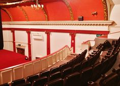 Extension to Majestic Cinema, King's Lynn. Norfolk. The main Auditorium of the Grade II* Listed Building was modelled by Russen & Turner in 3D for the provision of new seating, improved circulation routes, greater legroom and unhindered views from each seat. Russen & Turner Design were appointed as Lead Designers and Contract Administrators.