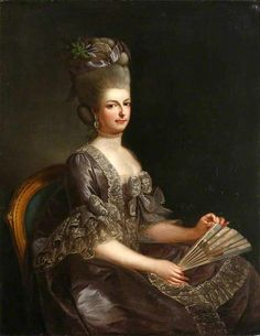 Archduchess Maria Christina of Austria, one of Marie-Antoinette's sisters.