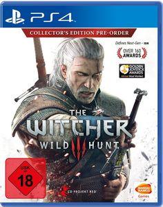 The Witcher 3: Wild Hunt - Collectors Edition (exklusiv bei amazon.de) - [Playstation 4]: Amazon.de: Games